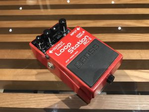 BOSS Loop Station RC-2 入荷しました!!