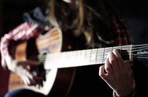 ギタースクール・学生応援プランはじめます♪